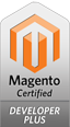 Magento Developer Plus Certification Icon