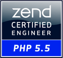 Zend Certified Engineer Icon